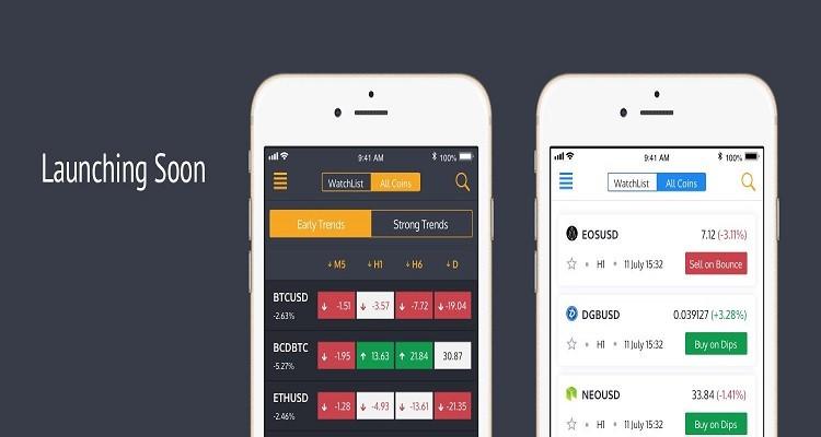 Platform Update - Trading Room