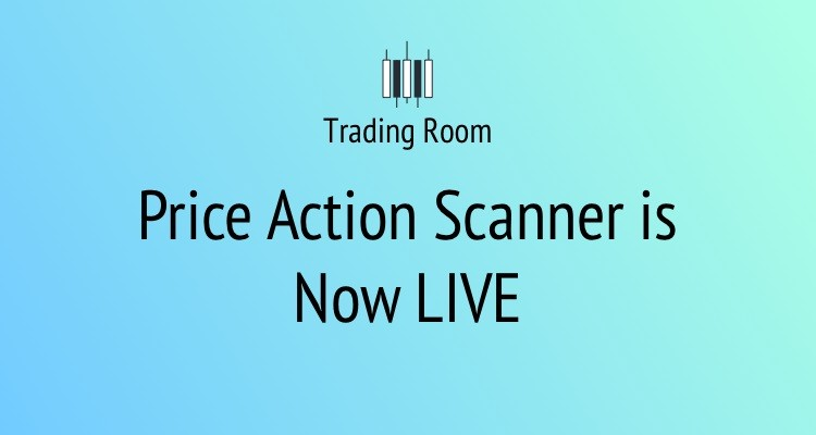 Price Action Scanner Crypto