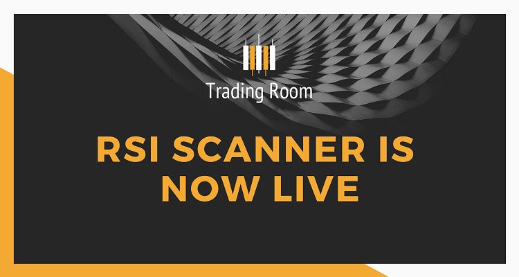 RSI Scanner is Live Now