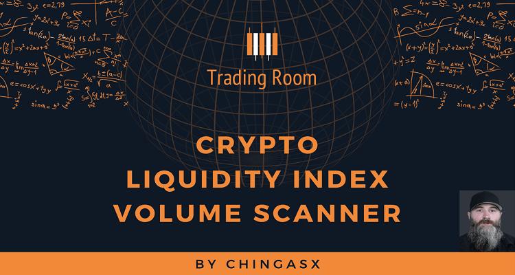 Trading Room Volume Scanner
